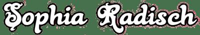 Sophia Radisch Logo