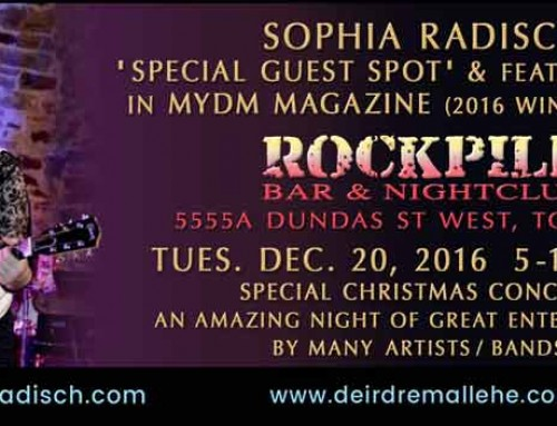 Rockpile Christmas Concert