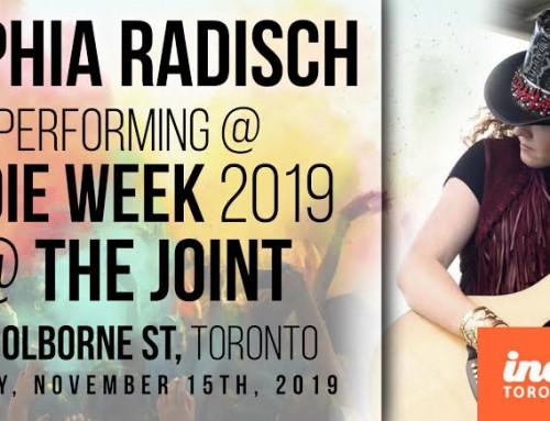 Indie Week Canada 2019