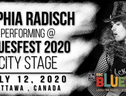 Bluesfest 2020 City Stage