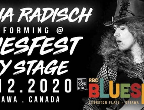 BLUESFEST City Stage